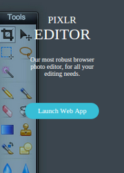 A robust browser photo editor, for all your editing needs.